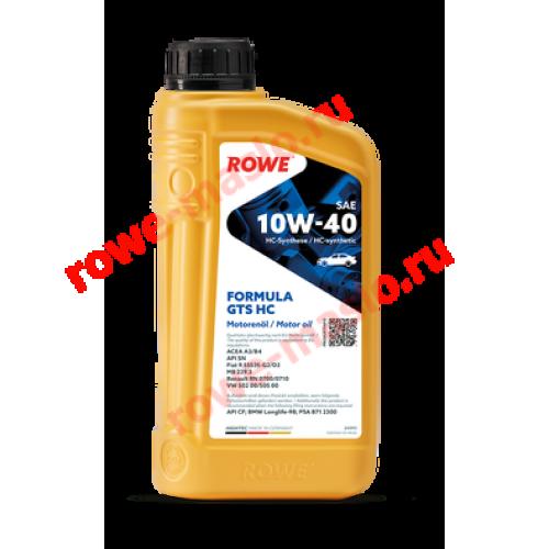 HIGHTEC FORMULA GT SAE 10W-40 HC 1л