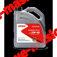 ROWE ESSENTIAL SAE 5W-40 MS-C3 4л
