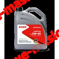 ROWE ESSENTIAL SAE 5W-40 4л