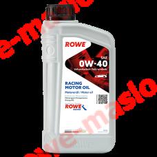 Hightec Racing Motor Oil SAE 0W-40 NEW 1л