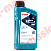 HIGHTEC SYNT RS SAE 5W-40 HC-D 1л