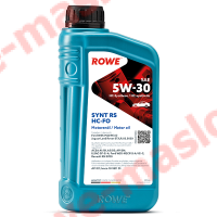 HIGHTEC SYNT RS SAE 5W-30 HC-FO 1л